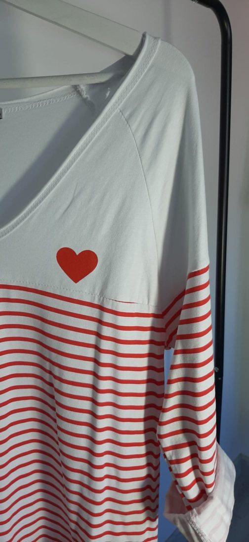 Robe marin on l'adore Elle est du Sud