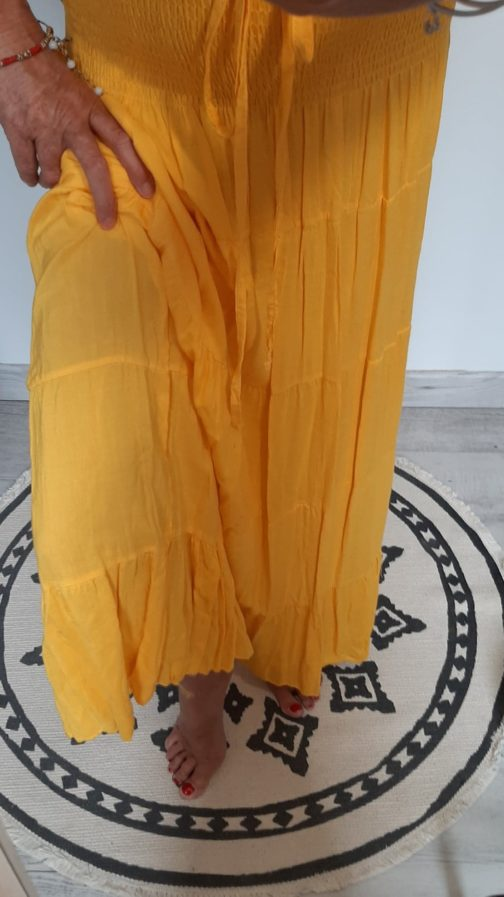 Jupe ou robe hippy chic par Elle est du Sud