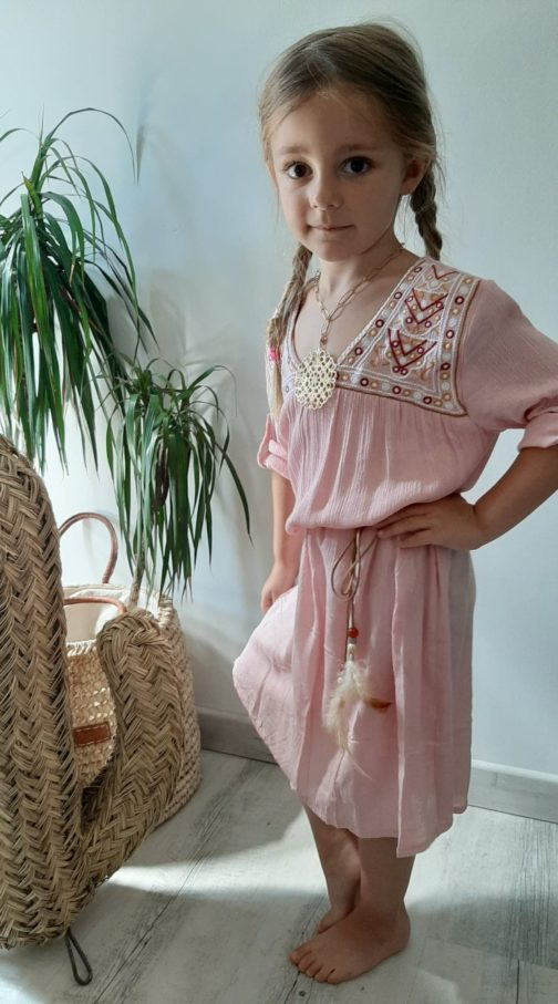 Robe bohème Les fifilles du Sud by Elle est du Sud