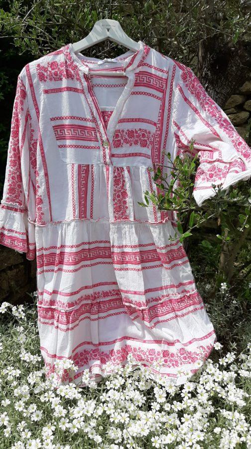 Robe Inca 3 coloris Elle est du Sud